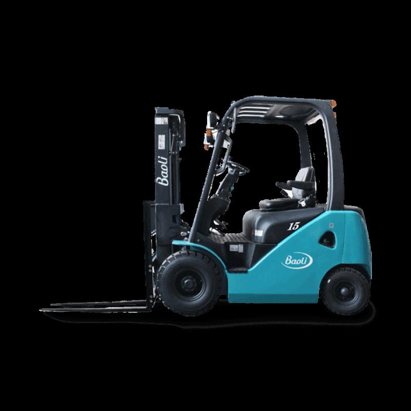 Baoli Used Forklift: CPQD18
