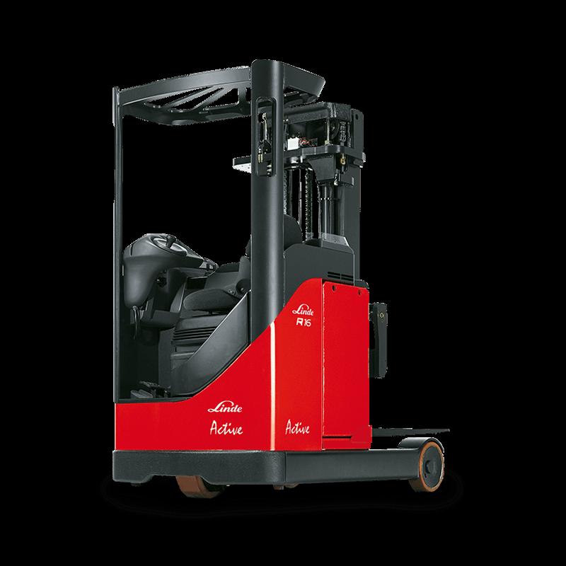 Linde Used Forklift: R20  115