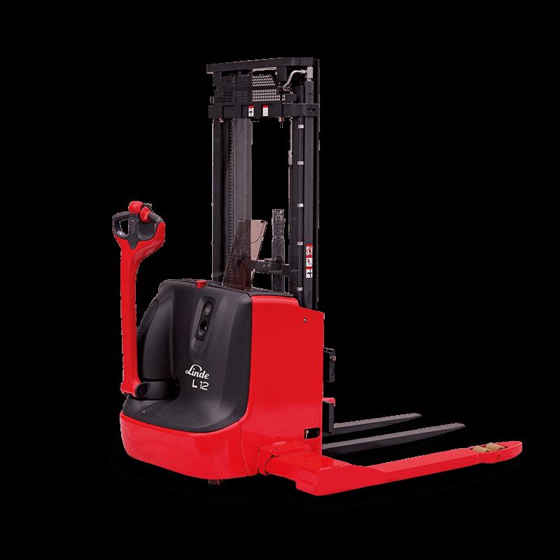 Linde Used Forklift: L12  1172
