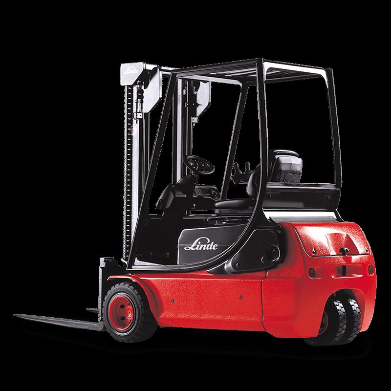 Linde Used Forklift: E16C  335