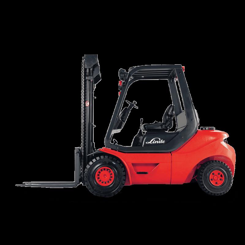Linde Used Forklift: H25D  351