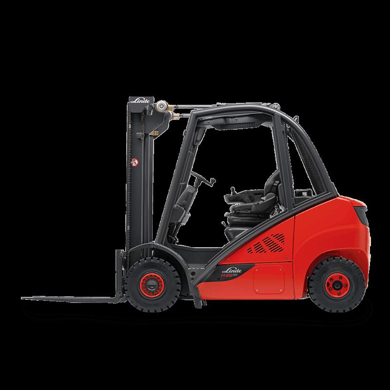 Linde Used Forklift: H25T  392