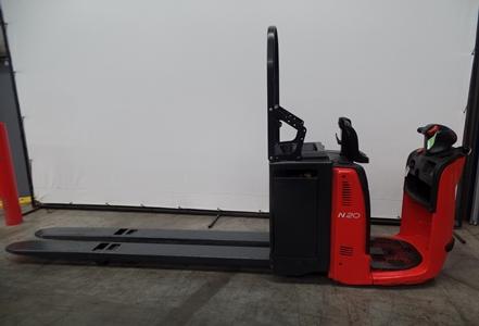 Linde Used Forklift: N20HP – U72046N