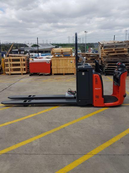 Linde Used Forklift: N24HP – U78527V