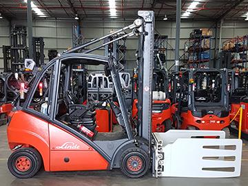Linde Used Forklift: H25T – U25621V
