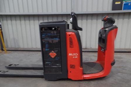 Linde Used Forklift: N20 – U20116V